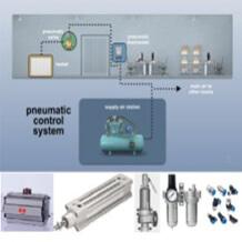 Điều khiển hệ thống khí nén